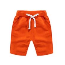 Youth fashion pants elastic sportswear cool summer beach boys candy color pants retail children's clothing 1.5-10 t(China)
