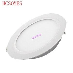 Image 5 - Milight FUT065 FUT066 /12W 18W LED Downlight RGB + CCT AC110 220V parlaklık ayarlanabilir kablosuz WIFI APP kontrolü AC100 240V