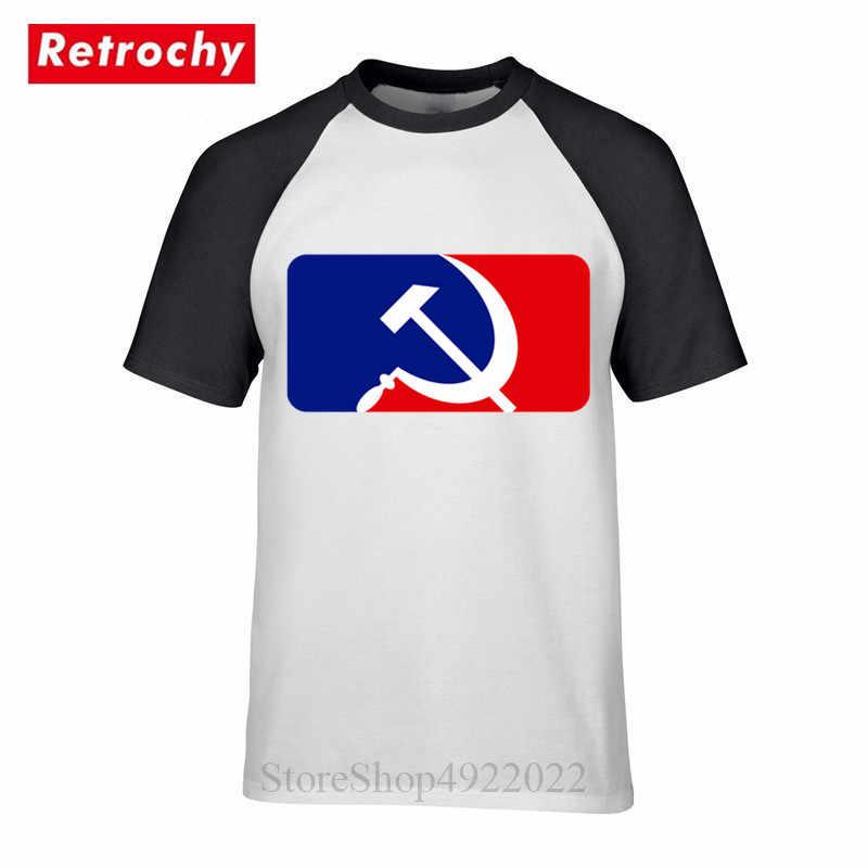 Camiseta URSS União Soviética CCCP Russo Putin Stalin T-shirt Mangas Curtas Jersey Basquete Estilo Moderno Dos Homens de Beisebol Tshirt