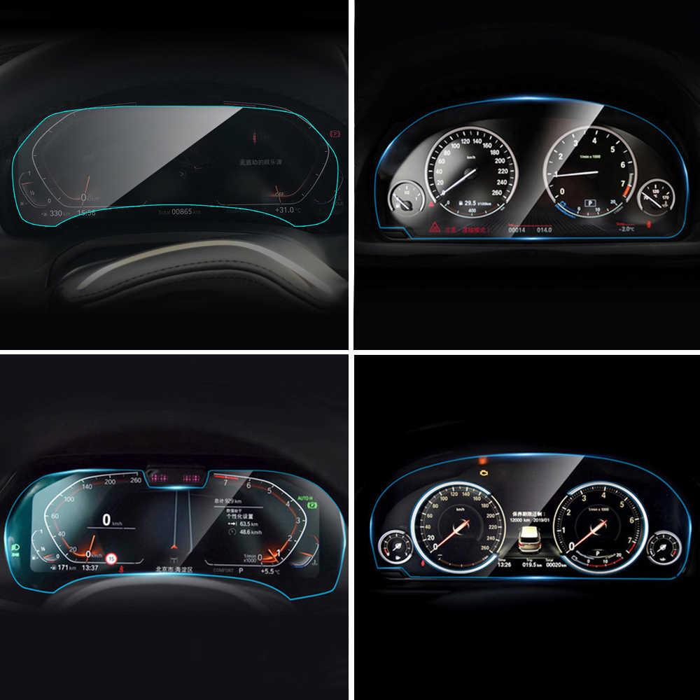 Strumento di auto Pannello di Protezione Dello Schermo Pellicola di TPU per BMW E70 E71 F10 F01 G11 G12 G05 G06 G07 G20 G21 f11 F18 F15 F16 X5 X6 X7 3 5