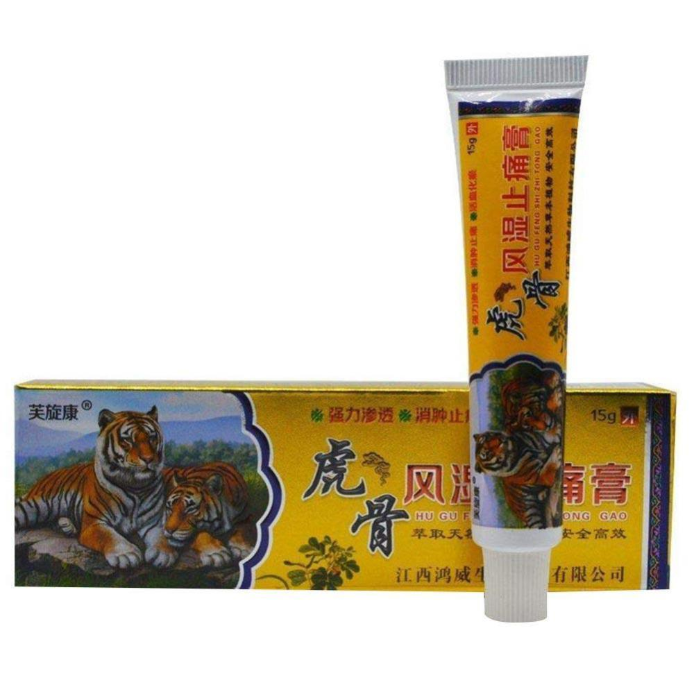 Pain Relief Neck Muscle Massage Analgesic Cream 15g Suitable For Rheumatoid Arthritis Joint Pain Relief Ointment Balm Cream