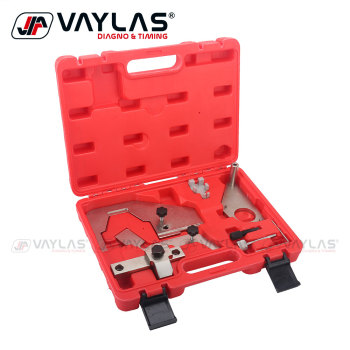 Engine Camshaft Timing Locking Tool Kit Compatible for Ford Mondeo Focus 2.0 SCTi Ecoboost Ti-VCT, Jaguar, Land Rover Evoque 2.0 petrol engine setting locking kit belt chain drive engine timing tool for ford mazda mondeo focus