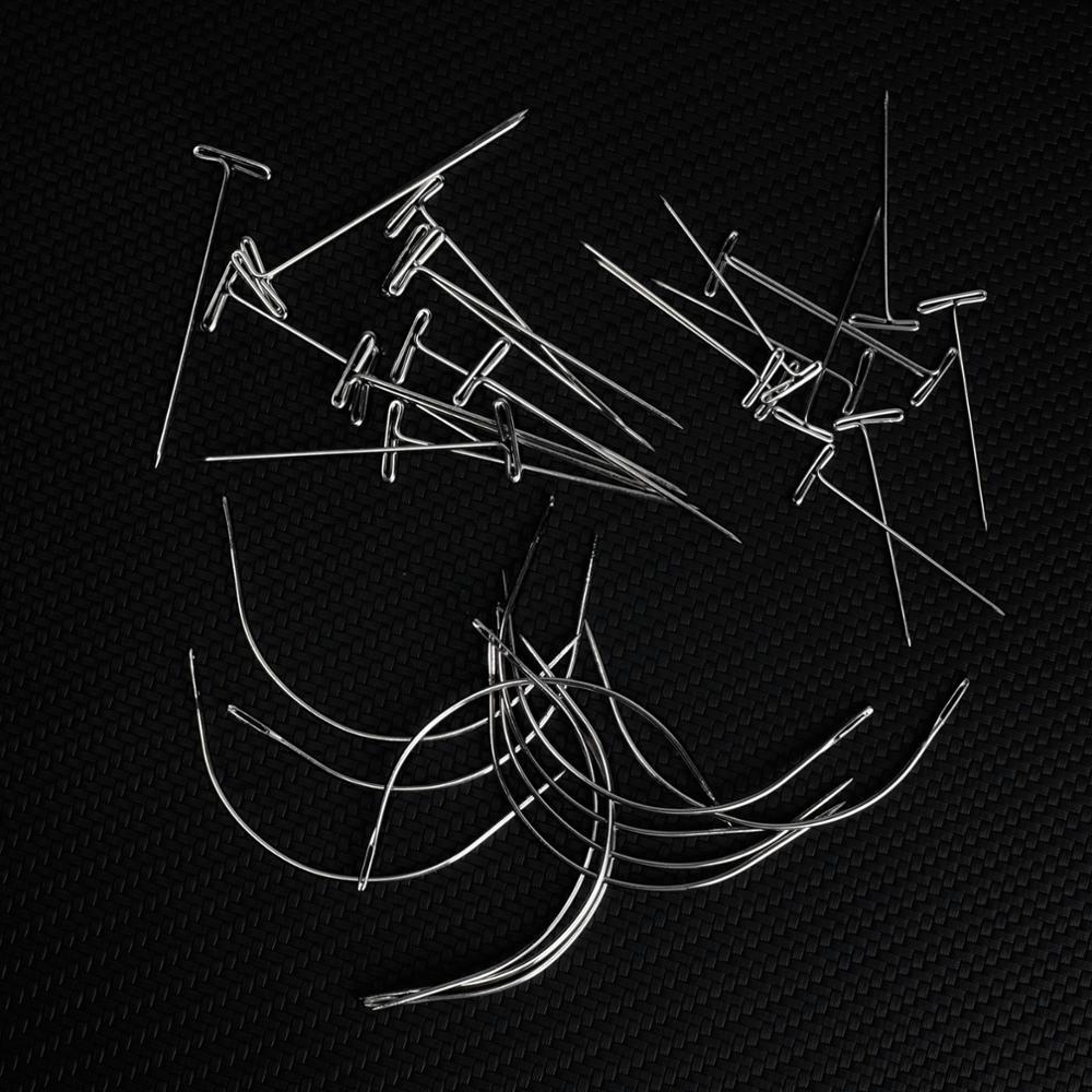 Ultimate SaleWig Modelling Hair-Extender Sewing-Cord Hair-Diy-Tools Wig-Making C-Needles Knitting