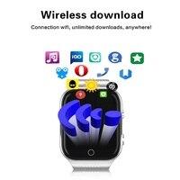 SULEIYI X89 Android 5.1 Smart Watch MTK6580 16G ROM 1 RAM Watch Men 3G SIM WiFi Sport Fitness GPS SmartWatch Relogio Inteligente