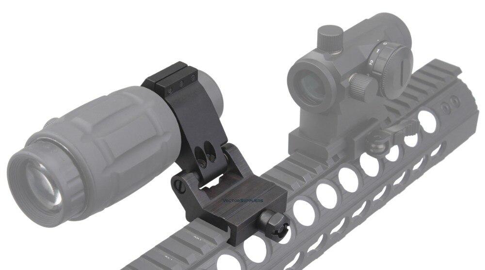 picatinny montagem anel para 3x 4x 5x ampliação escopos