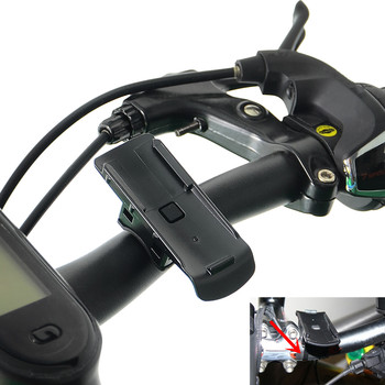 Soporte de montaje para manillar de bicicleta y motocicleta, GPS, para Garmin...