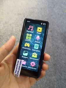 Image 5 - Nuovo 3.5 Pollici Bluetooth 5.0 MP3 Dello Schermo di Tocco di Lettore Musicale Portatile MP3 Supporto Multi Lingue Radio Fm 128G tf Altoparlante Auricolare