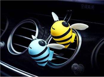 Creative Bees air freshener ventilation outlet interior perfume spray vehicle perfume for BMW i8 Z4 X5 X4 X2 X3 M5 M2 X6 M6 640i image