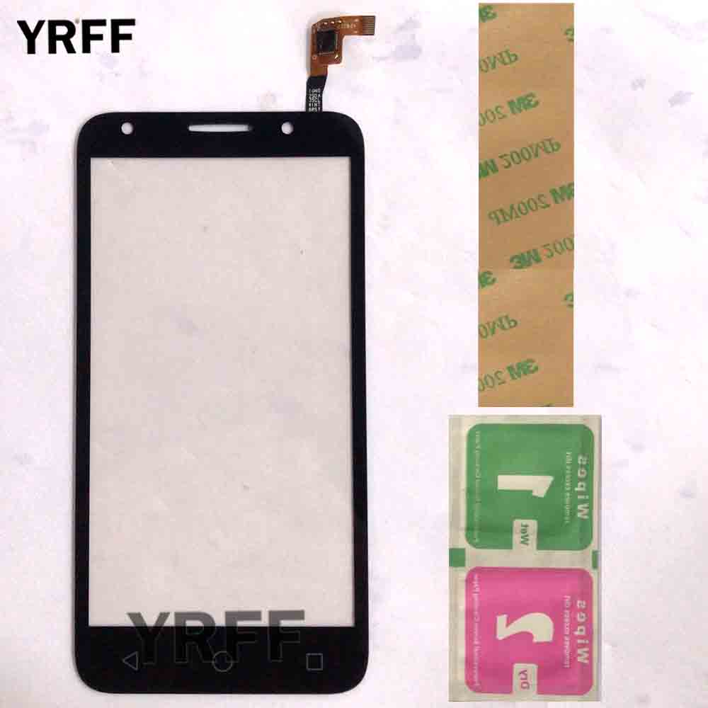 Touch Screen Panel For Alcatel Pixi 4 4G LTE OT 5045 5045A 5045D 5045G 5045J 5045X Touch Screen Digitizer Front Glass Sensor