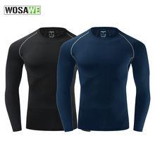 Мужская одежда wosame для велоспорта тренажерного зала велосипедные