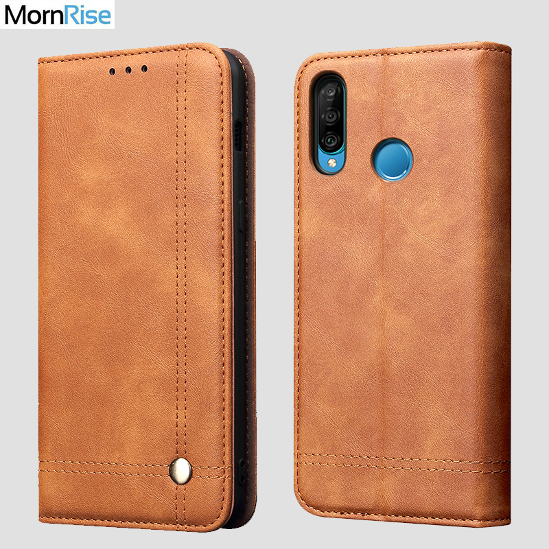 Luxury Retro Slim Leather Flip Cover For Huawei <font><b>Honor</b></font> 20S 20 <font><b>Case</b></font> Wallet Card Stand <font><b>Magnetic</b></font> Book Cover For <font><b>Honor</b></font> 10 lite <font><b>Case</b></font> image
