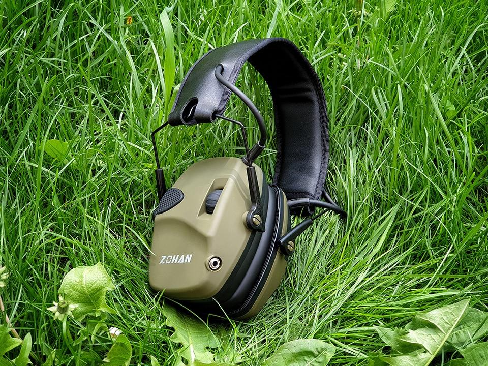 Hedb9e6b7adad47d98f3d0fd889320057U - หูฟังลดเสียง ป้องกันหู ที่ปิดหู ลดเสียงดังที่ได้ยิน ลดการได้ยินเสียง NRR22dB Professional