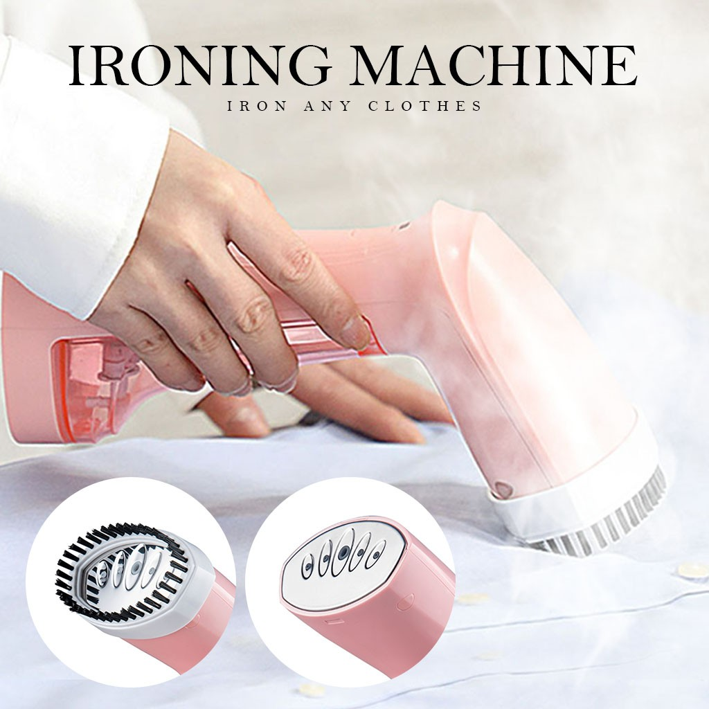 Handheld Ironing Machine Portable Garment Steamers 800w Hanging Brush Iron Machine For Home Appliances For Travel#g40