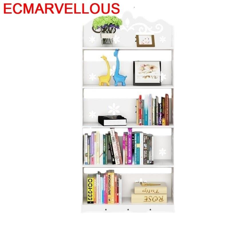Estanteria Para Libro Meuble Wall Shelf Dekorasyon Decoracao Camperas Librero Decoration Furniture Retro Book Bookshelf Case