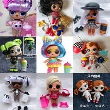 Новинка 2020 оригинальный L.O.L. Сюрприз! Куклы с волосами серии 5 hairgoal, 8 см, куклы с изменением цвета, подарок на день рождения, оригинальные кукл...