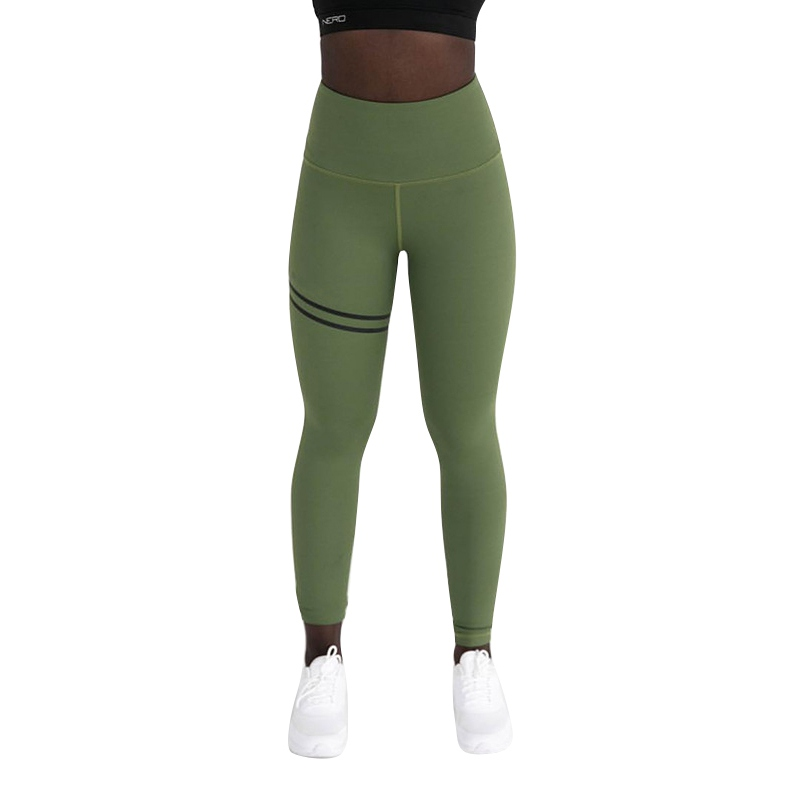Solid Sporting Leggings Clothing For Women's Fitness Quick Dry Pants High Waist Leggins Workout Leggings