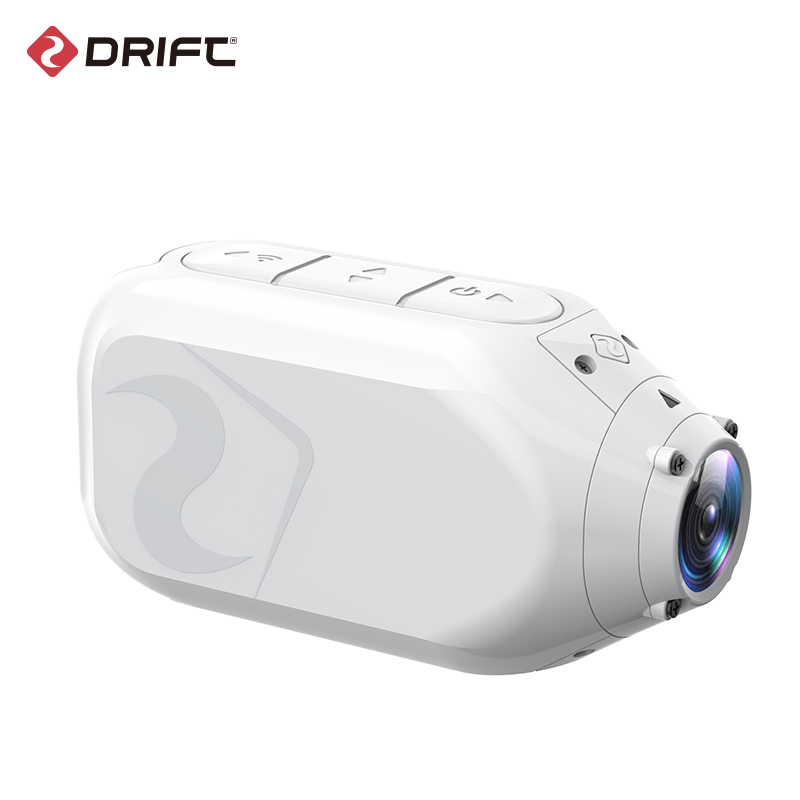 Дрейф Ghost XL экшн Камера спорт мотоцикл Переносной Live For Youtube велосипед Wi-Fi BT Vlog 1080P IPX 7 Водонепроницаемый Cam