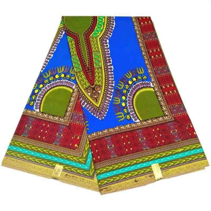 Angelina dashiki design 100% tecido de cera de poliéster impressão de ouro tecido de cera java nova chegada ancara africano tecido de impressão de cera 6 quintal