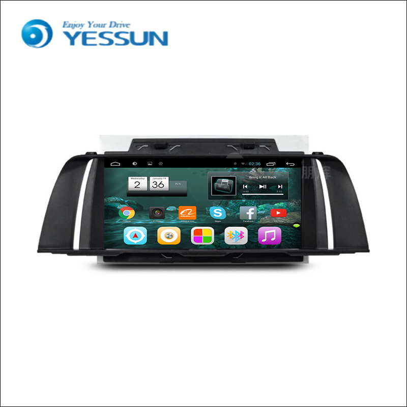 For <font><b>BMW</b></font> <font><b>F10</b></font> F07 F11 F18 2011~2016 - Car <font><b>Android</b></font> Media Player System Radio Stereo GPS Navigation Multimedia Audio Video image