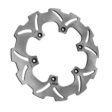 LUCKMART Motorcycle Rear Brake Disc Suitable For YZ 125 (2T) (1998-2001) WR 250 ZK (2T) (1998) 1 Rear Rotor Rear Brake Pad new motorcycle rear brake disc rotor for yamaha wr yz 125 250 f250 426 hrd gs 97 250 d20