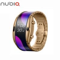 Nubia-reloj inteligente Alpha, Original, plegable, con pantalla Flexible, Snapdragon 8909W, 4,01 pulgadas, 8G ROM