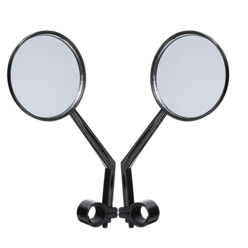 XSXS--1Pair Bike Back Wing Door Mirror Rearview Mirror Reflector For Xiaomi Mijia M365 Scooter