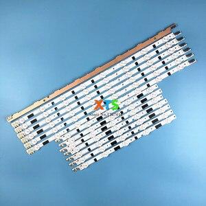 Image 5 - 14 piezas (7R + 7L)/set UA40F5000ARXXR UA40F6300AJXXR tira de luz LED para SAM SUNG 2013SVS40F L8 L5 D2GE 400SCA R3 D2GE 400SCB R3 100% nuevo