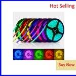 Hedbc808f8a4e4613ac2ccf2cc0cf394eR Led Strip 5050 RGB Lights DC12V Flexible Home Decoration Lighting Waterproof Led Tape RGB/White/Warm White/Blue/Green/Red