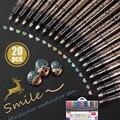 12/20 цветных перманентных акриловых ручек для фотоальбома «сделай сам», художественная краска на скалах, изготовление открыток, металл и кер...
