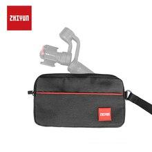 Bolsa de transporte para câmeras zhiyun, oficial gimbal, bolsa de câmera portátil, macia, para smartphone zhiyun, suave, q2, estabilizador de cardan