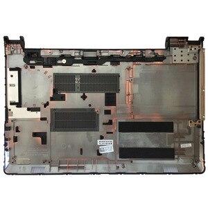 Image 5 - Dell Inspiron 15 3567 3565 용 새 노트북 덮개 손목 받침대 위 덮개/밑면 덮개 04F55W 0X3VRG