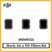 Original DJI Mavic Air 2 ND Filters Set Good coverage for different light conditions High quality optical materials in stock