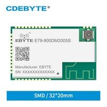 CC1352P 868MHz 915MHz 20dBm 2.4GHz 5dBm مصلحة الارصاد الجوية E79 900DM2005S IoT وحدة الإرسال والاستقبال IPEX اللاسلكية