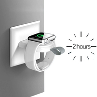 Ładowarka magnetyczna bezprzewodowa dla Apple Obserwować 5/4/3/2/1 iWatch 44mm 40mm 42mm 38mm Portable Charging Station Dock akcesoria