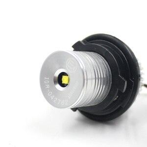 Image 2 - FSYLX 10 واط 6000K led عيون الملاك لسيارات bmw e60 LED مصباح تحديد أبعاد المركبة هالو خواتم لسيارات BMW E39 E53 E65 E66 E60 E61 E63 E64 E87 تصفيف السيارة