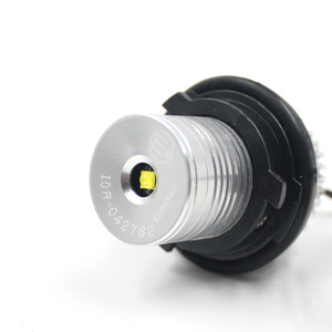 Image 2 - FSYLX 10W 6000K led melek gözler bmw e60 LED işaretleyici ışıkları Halo yüzükler BMW E39 E53 e65 E66 E60 E61 E63 E64 E87 araba styling