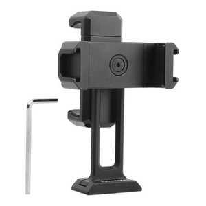 Image 5 - 울란지 ST 18 360 회전 듀얼 클램프 스탠드 클립 브래킷 라이브 스트리밍 전화 클램프