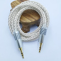 Аудиокабель B8 Jack 3,5, аудиокабель 3,5 мм, кабель Aux для телефона, автомобильный аудиокабель для наушников, аудиокабель для усилителя DAP DA