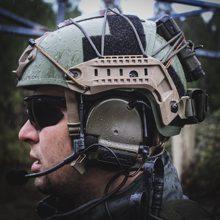 Comtac iii TAC-SKY comtac comtac iii silicone earmuffs fone de ouvido redução ruído captador militar tático fone c3fg
