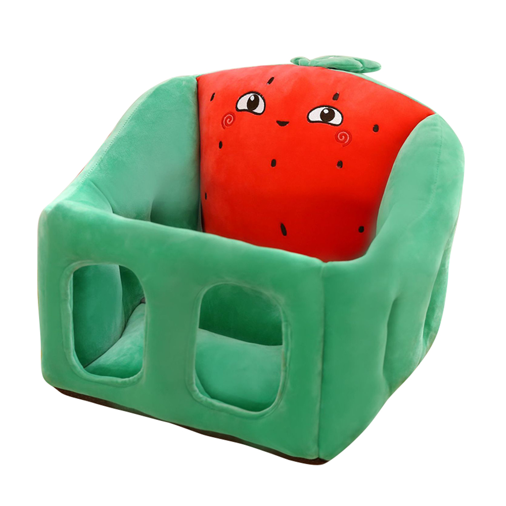 Feeding Seat Skin Sofa Support Cover Infant Plush Chair Learning To Sit Cradle Baby Sofa Support Seat Covers