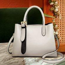ZOOLER – sac à main en cuir véritable pour femme, fourre-tout de luxe, à bandoulière, de marque, de styliste, couleurs, Crocodile, collection 2021