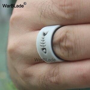 Image 5 - 28 Stijl Food Grade Fda Siliconen Ringen Hypoallergeen Flexibele Sport Antibacteriële Siliconen Vinger Ring Mannen Wedding Elastiekjes