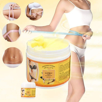 цена на Ginger Body Belly Slimming Cream Fat Burning Weight Loss Anti-cellulite natural pure slimming gel