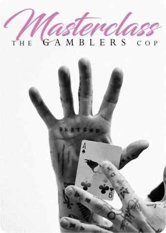 Die Gamblers Cop Masterclass von Daniel Madison Magie tricks ...