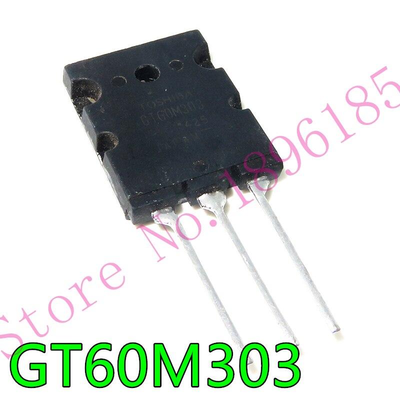 1 sztuk/partia GT60M303 60M303 TO-3PL nowa oryginalna izolowana brama tranzystor bipolarny krzemu N kanał IGBT