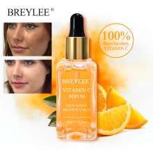 BREYLEE Vitamin C Hyaluronic Acid Serum Remove Melanin Brighten Face Care Fade F