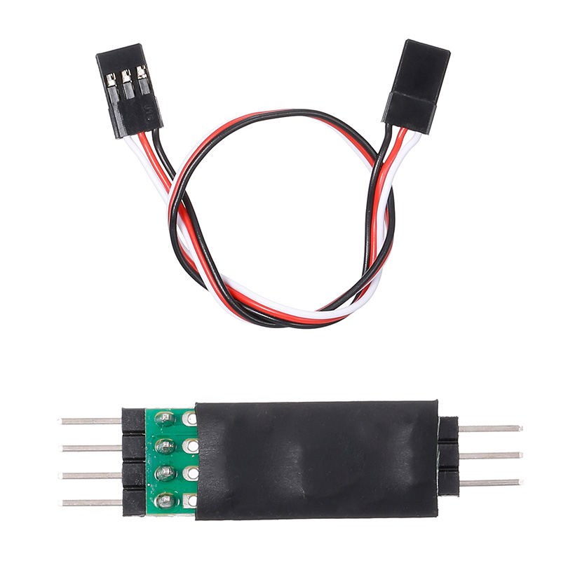 LED Lamp Light Control Switch Panel System Turn On/Off 3CH For Traxxas Hsp Redcat Rc4Wd Tamiya Axial Scx10 D90 RC Car Vehicle