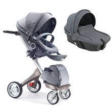 New Light Weight Portable Travel Airplane Baby Stroller Can