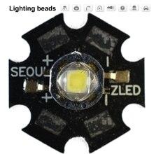 цена на 20pcs 7060 power 3W PCS Cree XPE XP-E /XTE XT-E/XPG XP-G 3535LED PCB Aluminum board 20mm For DIY LED