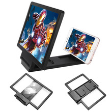 Smart-Phone-Bracket-Holder Magnifying Screen-Amplifier Glass-Watch Phone-Phone Video